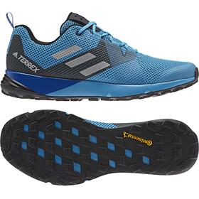 adidas TERREX Two Shoes Men, shock cyan/gretwo/core black